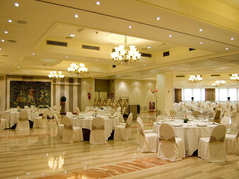 Restaurantes de Holeles en Valladolid